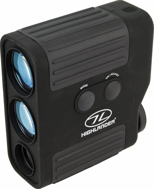 Highlander Laser-Entfernungsmesser Magnum 1200, Schwarz