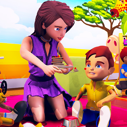 Virtual BabySitter Child Care Simulation Game 3D