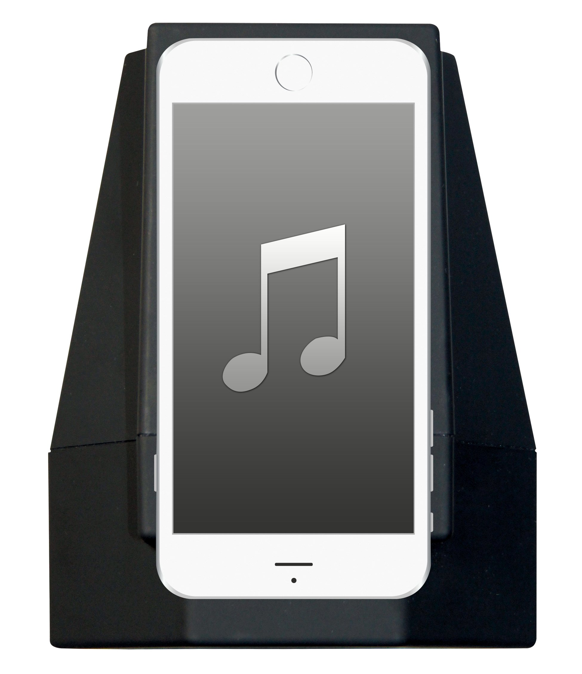 BoomTouch Wireless Touch Portable Speaker Boom Box (Black) by Allstar Innovations (Image #3)