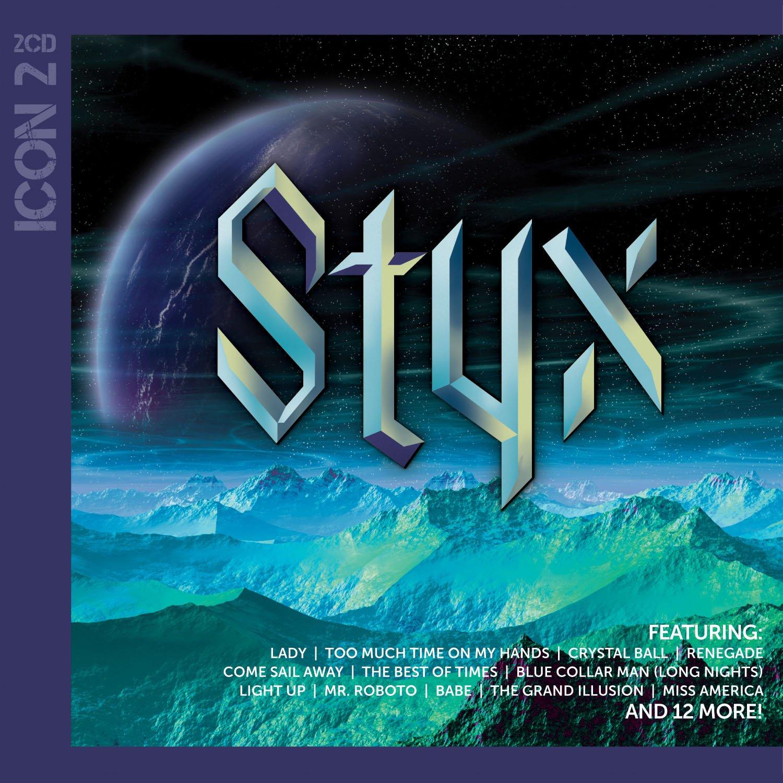 Styx - Icon (Icon Title, 2PC)