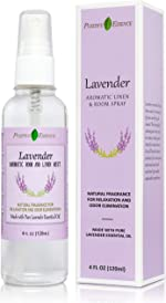 Lavender Linen and Room Spray, Made with Pure Lavender Essential Oil,
