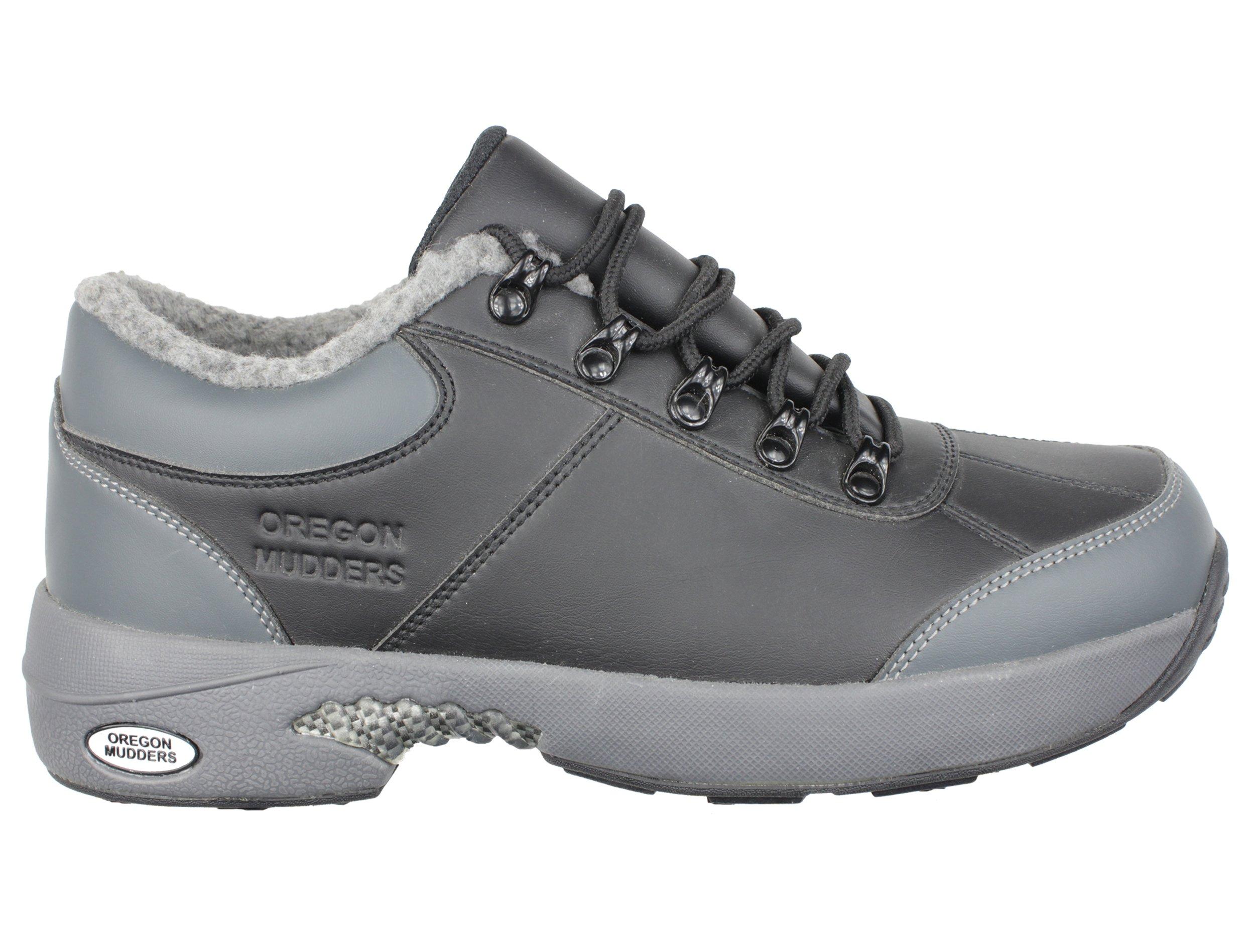 Oregon Mudders Womens CW400N Waterproof Oxford Golf Shoe with Turf Nipple Sole 9M US Womens by Oregon Mudders (Image #2)