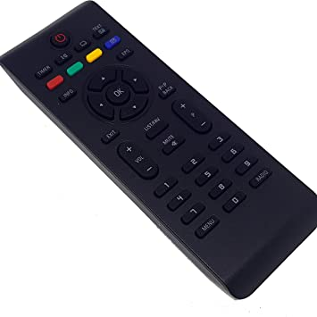 Philiview TV Freeview mando a distancia para Philips: Amazon.es ...