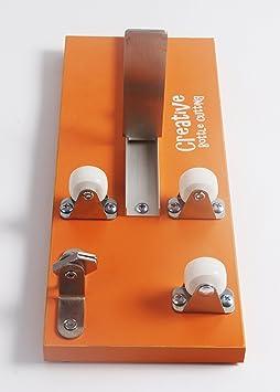 Cortador de botellas de vidrio creativo (para reciclaje de botellas de vidrio para decoraciones): Amazon.es: Hogar