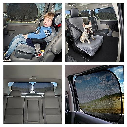 夏日必备!Seresroad 车窗遮阳罩3个装 从根本上减缓衰老