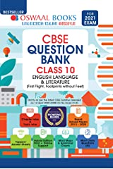 Oswaal CBSE Question Bank Class 10, English Language & Literature (For 2021 Exam) Kindle Edition