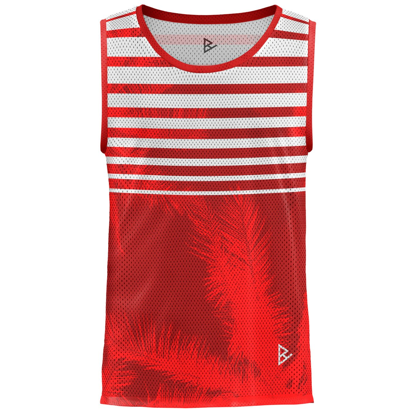 Blowhammer - Men's Tank Top - Red Twilight TNK BHMTNK00100-0413