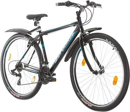 Schutzblech SET grau für 24 26 Zoll Fahrrad MTB Mountainbike