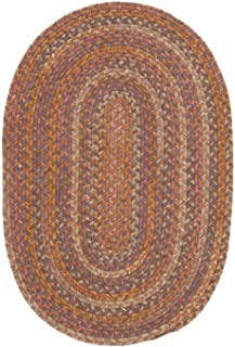 product image for Colonial Mills Rustica Multi 10' x 10' Round Area Rugs - RU70R120X120