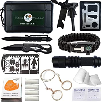 GoloGuide Survival Kit for Emergency Situations