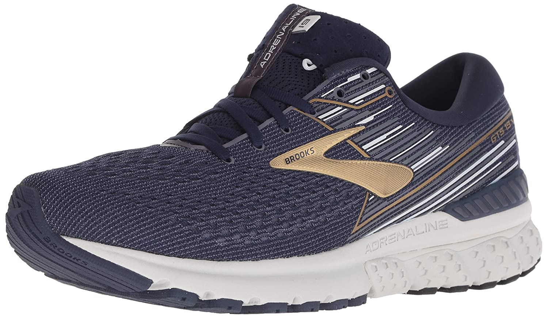 Navy or gris 10.5 M US Brooks Adrenaline GTS 19, Chaussures de FonctionneHommest Homme