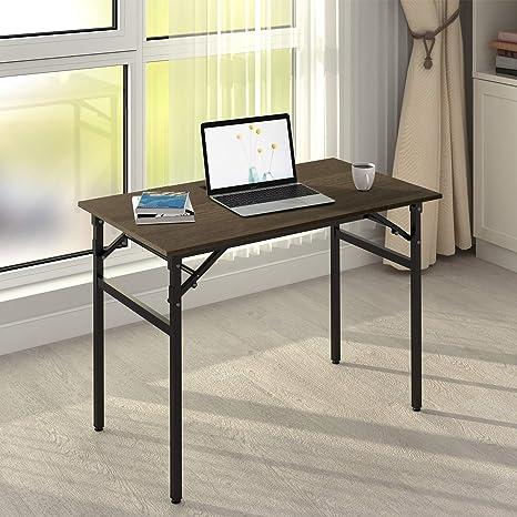 Amazon.com: devaise portátil plegable Mesa de trabajo de ...