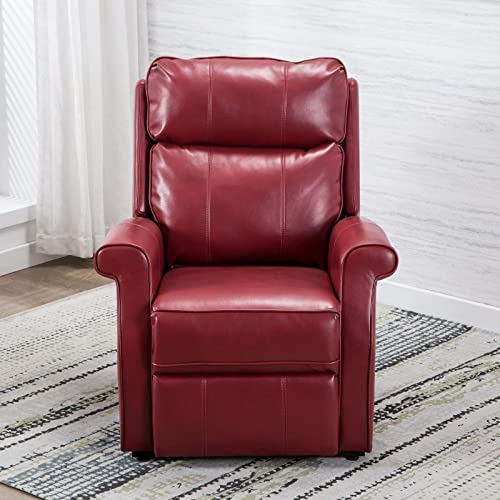 Comfort Pointe Lehman Traditional Lift Chair Red