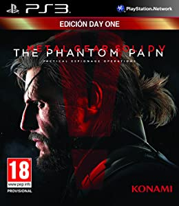 Metal Gear Solid V: Phantom Pain - Day One Edition