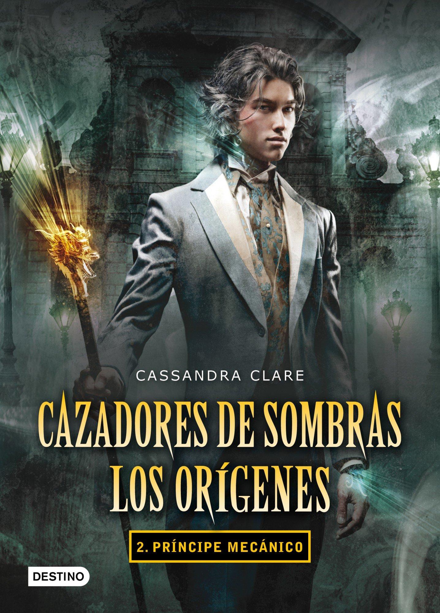 libros cazadores de sombras orden