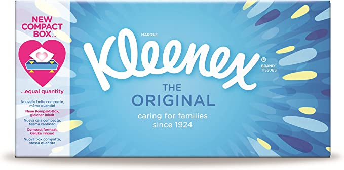 3490 g 24 paquets de 70 feuilles Kleenex Original Box Mouchoirs