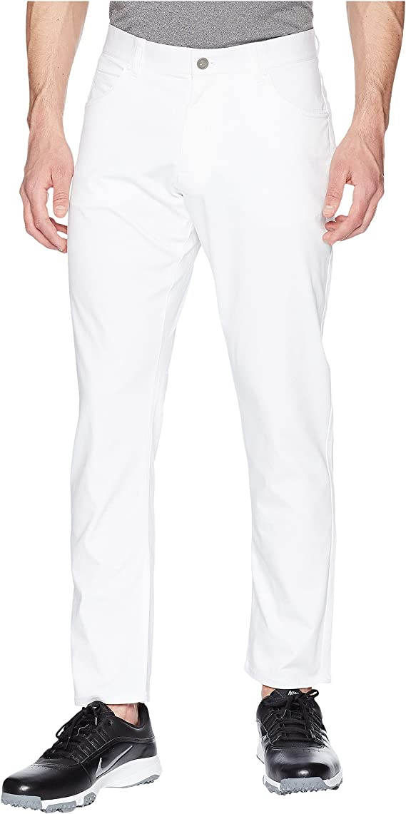 nike 5 pocket golf pants club gold