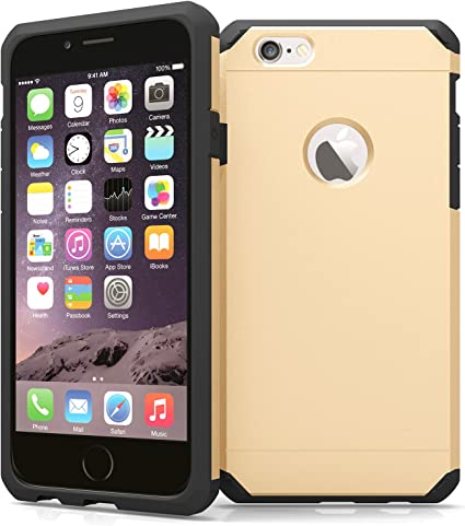 cover iphone 6s gold from Amazon