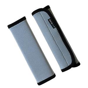 Duraviva Fridge Microwave Appliance Handle Covers (6 inch, Gray)