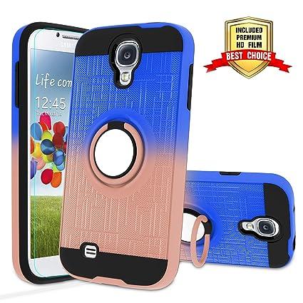 Amazon.com: Atump - Carcasa para Samsung Galaxy S4 (con ...