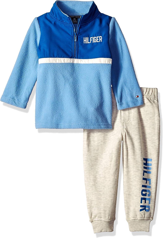 Tommy Hilfiger Boys Toddler 2 Pieces Jog Set