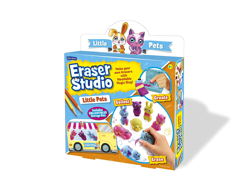 Multi John Adams 10688 Eraser Studio-Pets