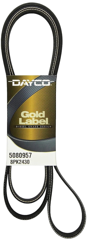 Dayco 5080957 Serpentine Belt