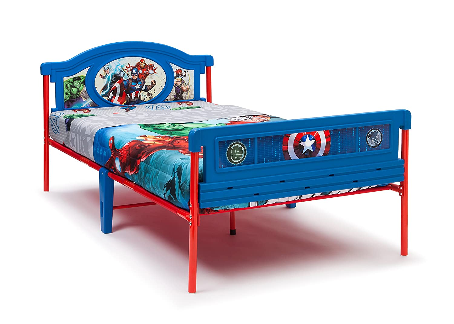 Delta Children Marvel Avengers Twin Bed