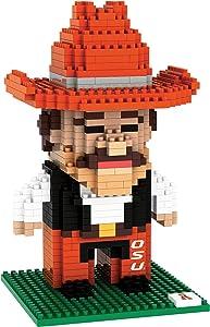 FOCO NCAA BRXLZ 3D Blocks Set - Mascots