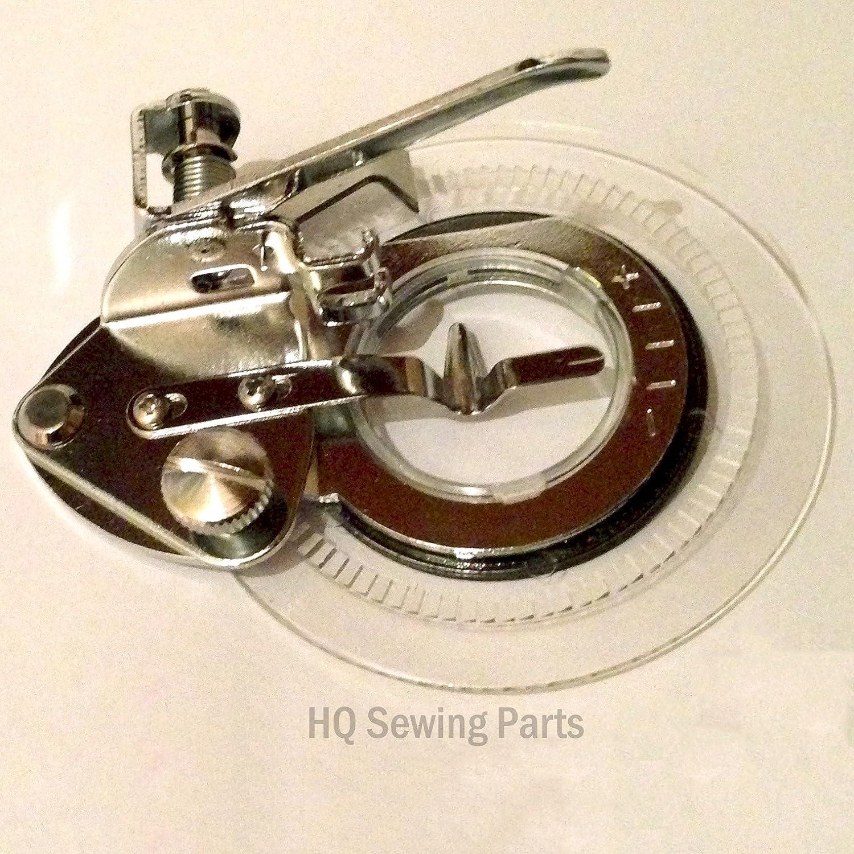 Máquina de coser flor de punto de prensatelas para Brother/Singer/Babylock/Janome/Kenmore: Amazon.es: Hogar