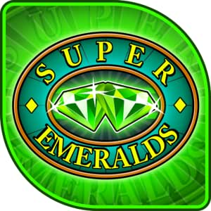 Super Emeralds Slot Machine