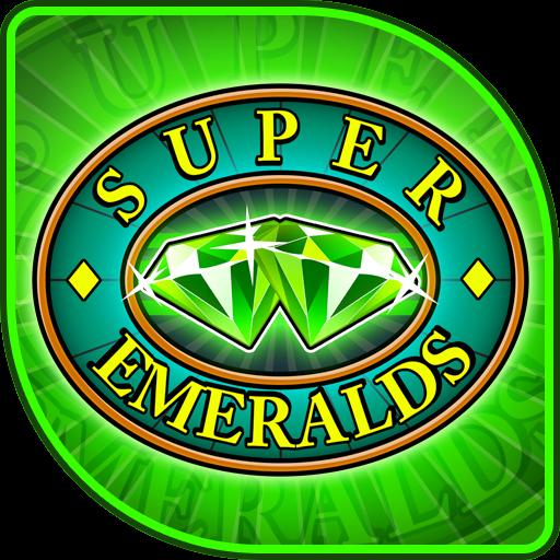 (Super Emeralds Slot Machine)