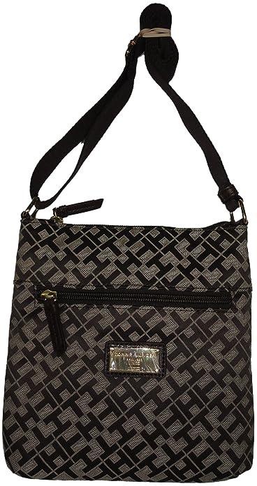 17ec10bab3c Tommy Hilfiger Women's/Girl's Xbody/Crossbody Handbag, Chocolate Alpaca:  Handbags: Amazon.com