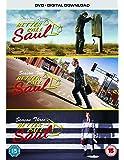 Better Call Saul: Seasons 1-3 [DVD] [2017]