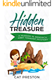 Hidden Treasure: A Murder in Menorca Abby Tennant Mystery (An Abby Tennant Mystery Book 3)