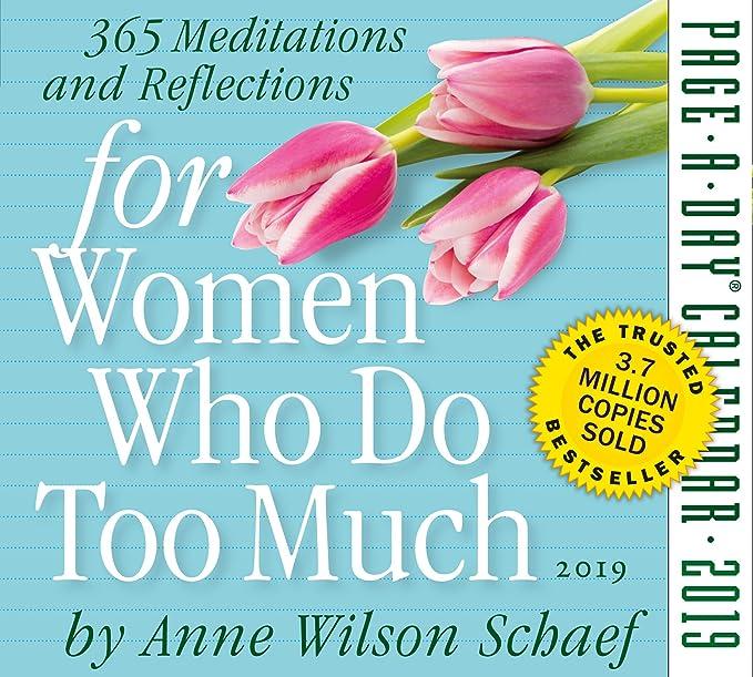 Amazon.com: Calendario para mujeres que hacen demasiadas ...