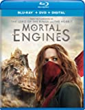 Mortal Engines Blu-ray + DVD + Digital