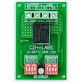 Electronics-Salon Low Voltage Disconnect Module LVD, 12V 10A, Protect/Prolong Battery Life.