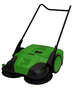 Bissell Commercial BG477 Push Power Sweeper - Manual
