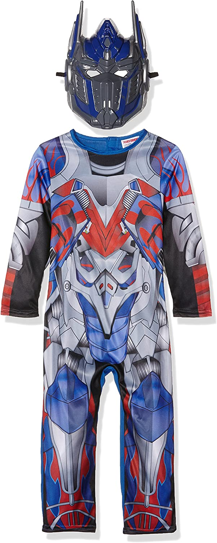 Transformers-888913-S Disfraz Optimus Prime, multicolor, S (Rubies 888913-S)