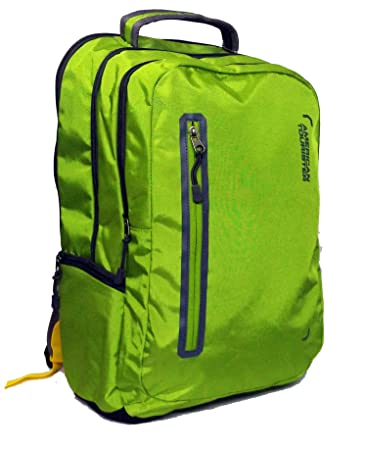 American Tourister Polyester 32 Ltrs Green Laptop Bag (AMT Buzz 2016 BACKPACK07-GREEN)