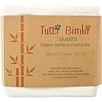 Tutti Bimbi Certificación orgánica Toallas de bambú