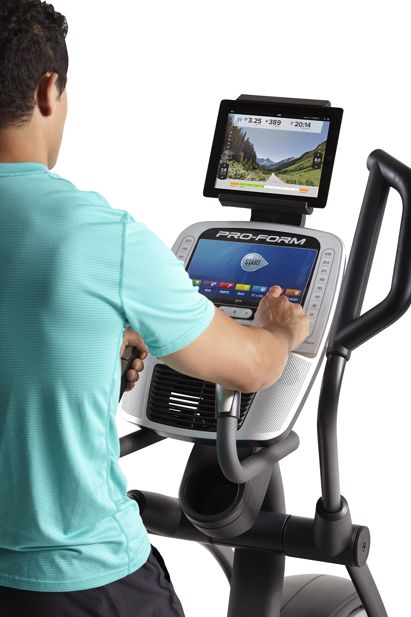 ProForm Pro 16.9 Elliptical Trainer by ProForm (Image #19)