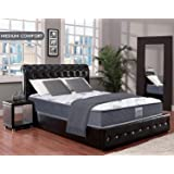 Dreamzee Ortho-Back Memory Foam Mattress - Medium Comfort (72x72x6 inch)