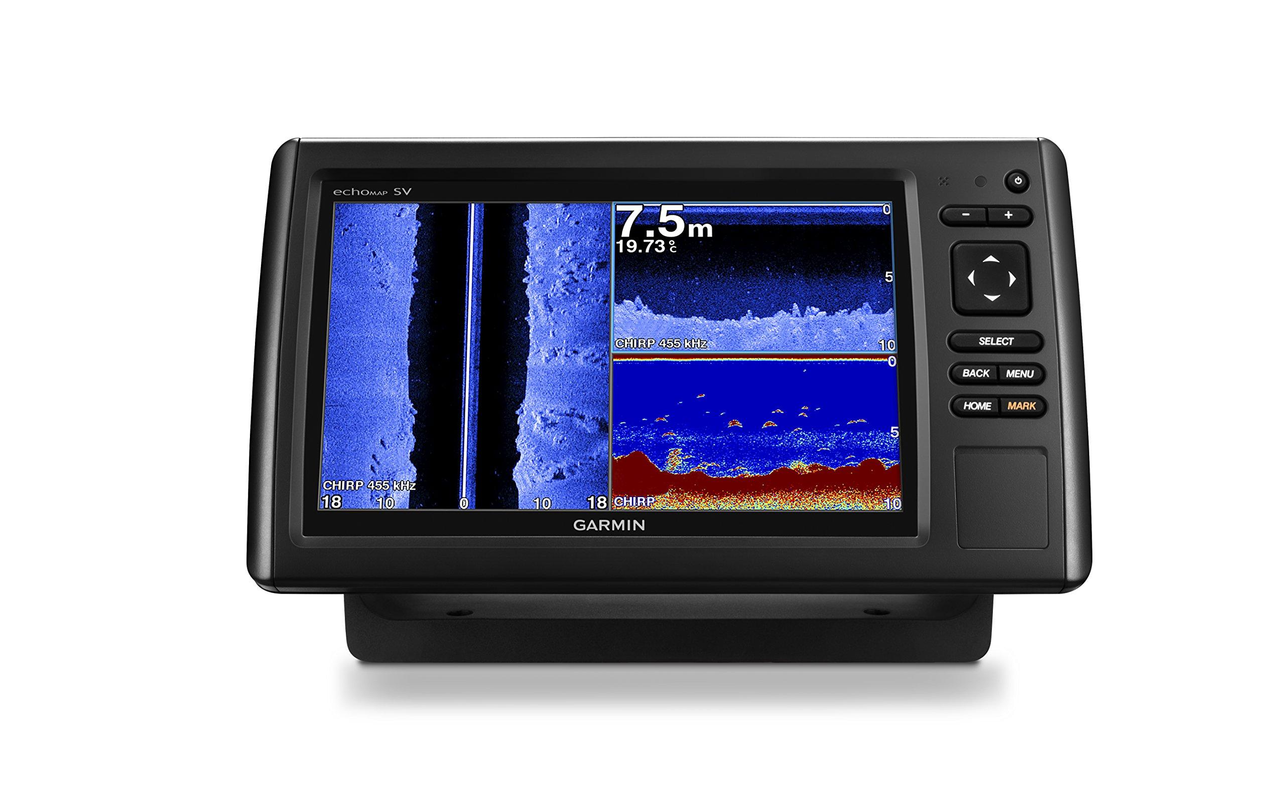 Garmin 010-01805-01 Echomap Chirp 94SV with transducer