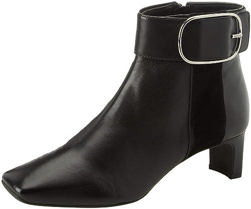 Geox D Vivyanne Mid C, Botines para Mujer: Amazon.es: Zapatos y complementos