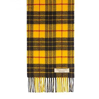 Lochcarron de l Écosse Macdonald Sporrans MacLeod Dress Écharpe moderne en laine  d agneau c28d3672f33