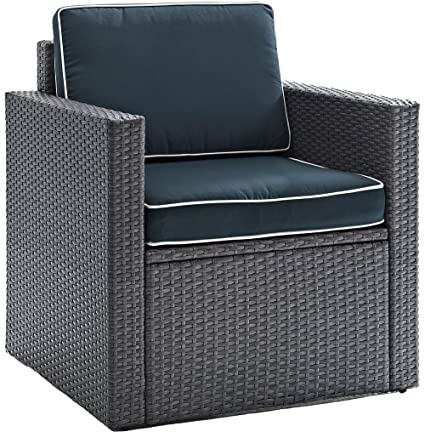 Collections Of Palm Harbor Outdoor Wicker Chair