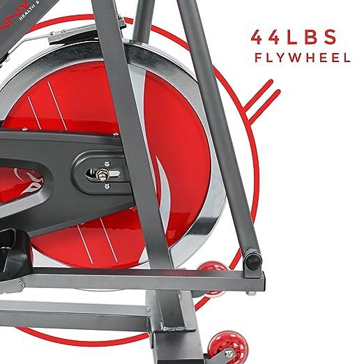 SUNNY Salud y Fitness sf-e2310 Volante elíptica: Amazon.es: Deportes y aire libre
