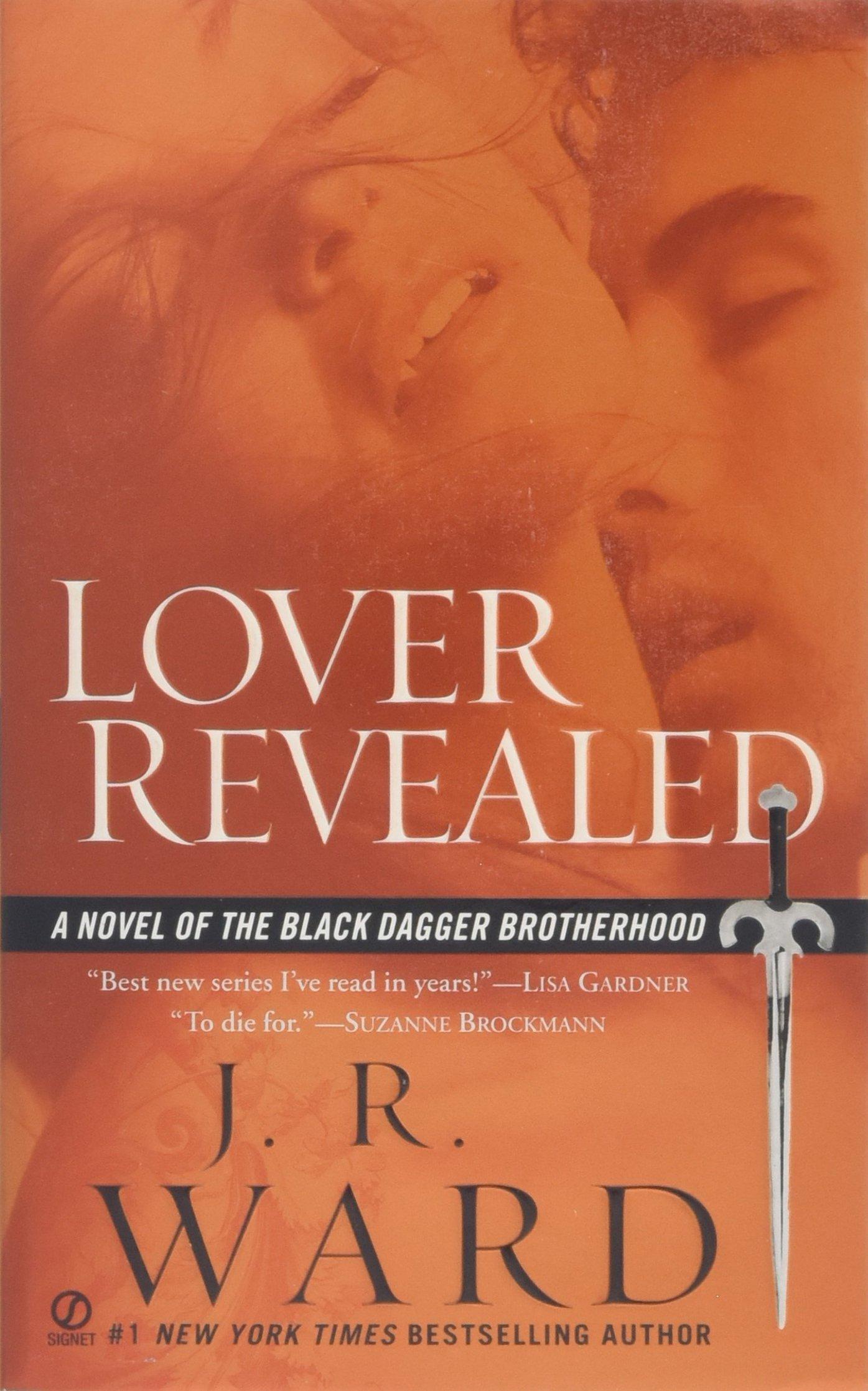 Lover Revealed (black Dagger Brotherhood, Book 4): Jr Ward:  9780451229687: Amazon: Books